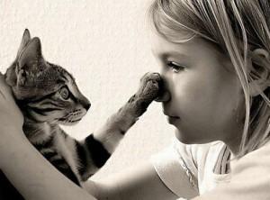 Как выбрать животное в семью с детьми?
