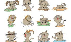 Знаки зодиака: какие коты им подходят больше всего?!